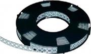 Friulsider 80800b00002 Nastro Metallo Fermatubi mm 25x1.0 M 10 Gmp Fsider