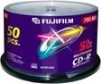 FUJIFILM 47238 Campana 50 PZ CD-R 700 Mb CD-R 700MB 52x, 50-Pk Spindle P10DCRCA15A