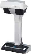 Fujitsu PA03641-B301 Scanner aereo A3 285 x 218 DPI Nero, Bianco  ScanSnap SV600