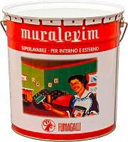 Fumagalli Muralevim Pittura Lavabile Idropittura Vernice Muro confezione 14 lt