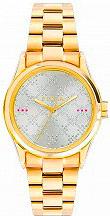 Furla R4253101519 Orologio Donna Analogico Quarzo Cinturino Acciaio Oro Giallo