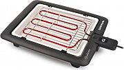G3 Ferrari G10024 Barbecue elettrico da Tavolo 2000 Watt Griglia rimovibile