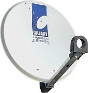 GALAXY Antenna parabolica Diametro 45 cm SAT OSG45PL