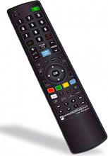 GBS Elettronica 1717 Telecomando TV Sony Alimentazione a Batterie AAA Nero