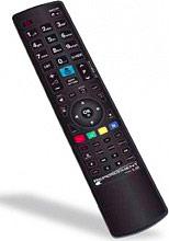 GBS Elettronica 1718 Telecomando TV LG Alimentazione a Batterie AAA col Nero