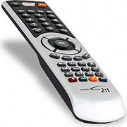 GBS Elettronica 2082 Telecomando universale TV Pay TV DVD  Made for you 2:1