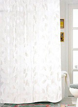 GEDY Tenda doccia vasca 120x200 cm Shower Curtain Impermeabile 102 G-Autunno