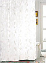 GEDY Tenda doccia vasca 180x200 cm Shower Curtain Impermeabile 102 G-Autunno