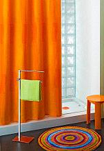 GEDY Tenda doccia vasca 180x200 Shower Curtain Impermeabile Moderna 114 Arancio