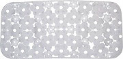 GEDY 975151P2 Tappeto doccia antiscivolo tappetinopvc 51,5x51,5 cm Trasparente