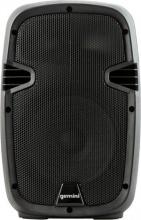 """GEMINI IS8P Cassa Amplificata Diffusore 2 Vie Potenza 500 Watt Woofer 8"""" Nero"""