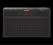GENEVA TOURINGS+ BLK Radio Stereo Portatile DAB+ Bluetooth Nero TOURINGS+