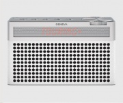GENEVA TOURINGS+ WHT Radio Stereo Portatile DAB+ Bluetooth Bianco TOURINGS+