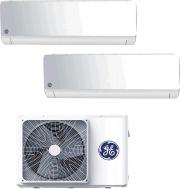 GE APPLIANCES GEM-NM4025-25NJGW-20 Climatizzatore Dual Split 9+9 Btu Condizionatore Future Multi 4.0