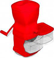 GHIDINI 2512 Grattugia a rullo Easy Acea con cassetto Colori Assortiti