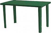 BICA 54 GREEN Tavolo da Giardino Resina Rettangolare 120X70 Verde 54 Marshall