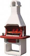 Giardini del Re Griglia BBC 67x40 Griglia Graticola Barbecue Muratura COMOMILOSVICTORIA cm67x40