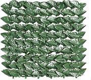 Giardini del Re Siepe Artificiale Finta Arella Sempreverde Sintetica Erba 2000x100H