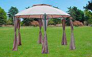 Giardini del Re Telo Gazebo 3x2 Copertura Telo Top per Modello Gotic