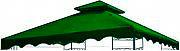 Giardini del Re Telo Gazebo 3x3 Copertura Telo Top ricambio poliestere YF3137R