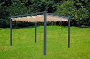 Giardini del Re Trave Ricambio Pergola Esterno Giardino mm 30x60 - 384 cm