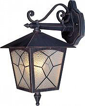 Giardini del Re Vetro Ricambio Lanterna Classic Vetro di Ricambio lampada Lanterna Esterno Classic