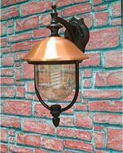 Giardini del Re Vetro di Ricambio lampada Lanterna Esterno Coplampada