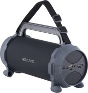 GOCLEVER ASTUBR Cassa Bluetooth portatile 2.1 Radio Nero  Sound Tube Rocket