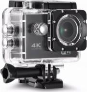 GOCLEVER DVRXTP4KSB Action Cam 4K Wifi Videocamera Ultra HD Impermeabile