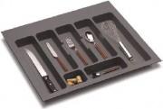 GOLLINUCCI 776 G460 Portaposate da Cassetto 60 cm colore Grigio