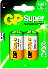 GP Batteries GP14AU2 Batterie non Ricaricabili Mezza Torcia