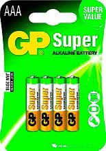 GP Batteries Batterie non Ricaricabili MiniStilo GP24AU4