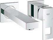 GROHE 19895000 Miscelatore bagno lavabo rubinetto monocomando Cromo Eurocube