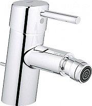 GROHE Miscelatore bagno bidet rubinetto monocomando Cromo New Concetto 32208001
