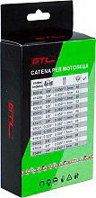 "GTL 93022 Catena Motosega Passo 0.325"" Spessore 1.3 mm 72 Maglie"