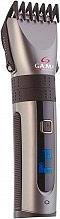 Ga.Ma T21.GC565 Tagliacapelli Ricaricabile Lunghezze di Taglio 4 mm - 3 cm
