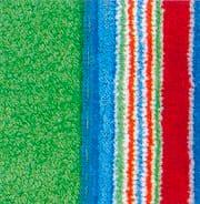 Gabel Pongo Tg.2  Verde Accappatoio Spugna Bambino Cotone Cappuccio Tg. 6 anni Verde - Pongo