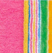 Gabel Pongo Tg.6  Rosa Accappatoio Spugna Bambino Cotone Cappuccio Tg. 13-14 anni Rosa - Pongo
