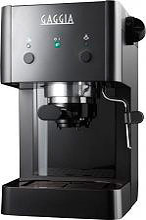 Gaggia RI842312 Macchina da Caffè Espresso Manuale Polvere Macinato Cappucino