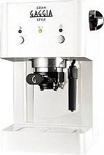Gaggia RI842321 Macchina Caffè Espresso Manuale Cialde Polvere Macinato 950W