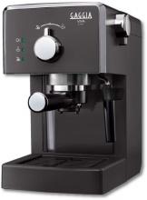Gaggia RI843313 Macchina Caffè Cialde e Polvere Espresso Manuale Grey  Viva Chic