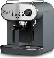 Gaggia RI852301 Macchina Caffè Espresso Cialde Cappuccinatore 1.4 Litri 1900 Watt Carezza