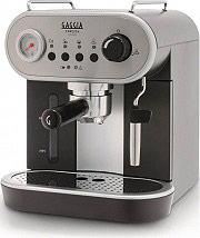 Gaggia Macchina Caffè Espresso Manuale cialdepolvere Carezza de Luxe RI852501