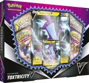 Gamevision PK30995ISINGPZ Carte Collezione Toxtricity-V Pokemon