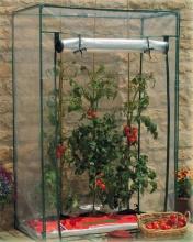 Garden Friend S1144720 Serra orto pomodori con finestra in pvc da giardino