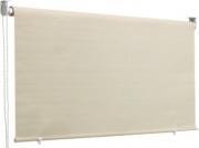 Garden Friend T1372028F Tenda da sole a caduta 250 x 200 cm Beige tinta unita