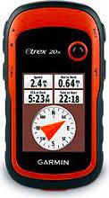 Garmin Navigatore GPS Portatile Mappe Europa Occ. 010-01508-05 eTrex 20x
