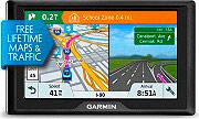 Garmin Navigatore Satellitare Auto GPS Mappe Europa 15 paesi Drive 51 LMT-S