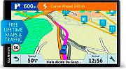 "Garmin 010-01681-12 Navigatore Satellitare GPS Touch 6.95"" Wifi mappe Europa DriveSmart 61"