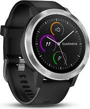 Garmin 010-01769-00 vívoactive 3 - Smartwatch Orologio Cardio Bluetooth Nero